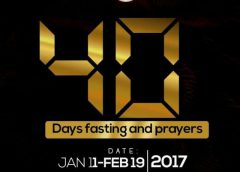 RCCG 2017 FORTY DAYS FASTING & PRAYER GUIDE