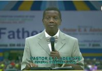 February 2017 Holy Communion Service – Abba Father 2