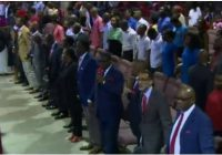 RCCG City of David – Digging for Gold Service & Holy Communion Service 07-03-2017