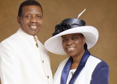 New Book Reveals How Pastor E.A Adeboye Wooed His Wife