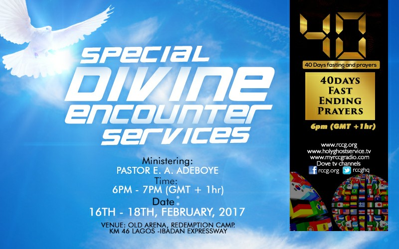 special divine encounter