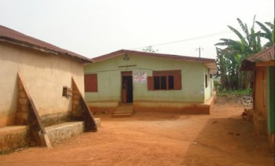 The house where @PastorEAAdeboye was born. Photo Credit: Bisi Daniels new book