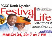 Holy Ghost Festival of Life in Delaware – Divine Visitation