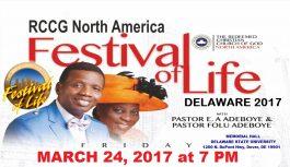 Holy Ghost Festival of Life in Delaware – Divine Visitation