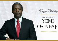 [updated] Celebrating Pastor Prof. Oluyemi Oluleke Osinbajo at 60