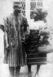 Pastor E.A. Adeboye & Pastor (Mrs.) Folu Adeboye
