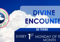 RCCG Divine Encounter – March 2017
