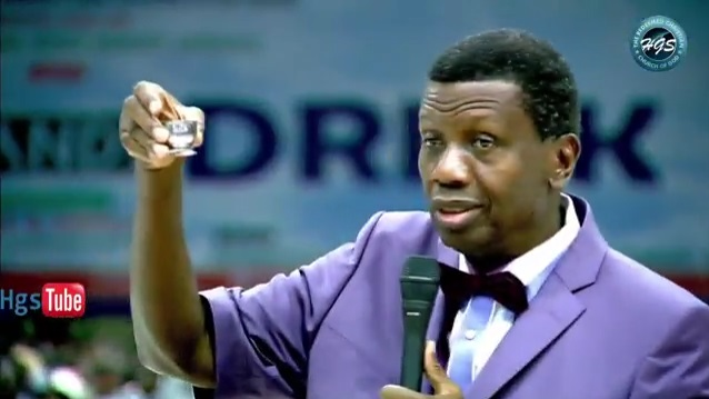 RCCG February 2018 Holy Communion Service -Stronger than Your Enemies 2