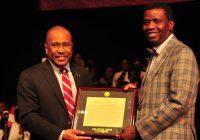 DSU honours Pastor E.A. Adeboye with President's Leadership Award