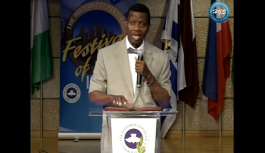 RCCG Israel Festival of Life 2015 – The Unchangeable Lord