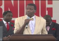 Pastor E A Adeboye Sermon at Firstborn Family 2017 Power Conference – Turning Point