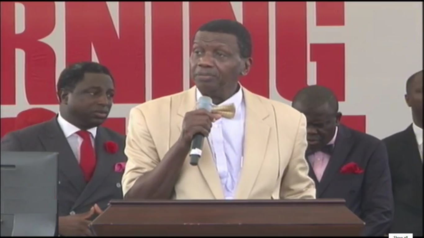 Pastor E A Adeboye Sermon at Firstborn Family 2017 Power Conference - Turning Point