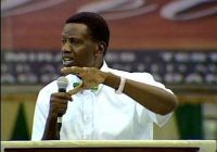 Pastor E.A. Adeboye Speaks On Make-Up, Jewellery, Wigs & Bleached Hair.