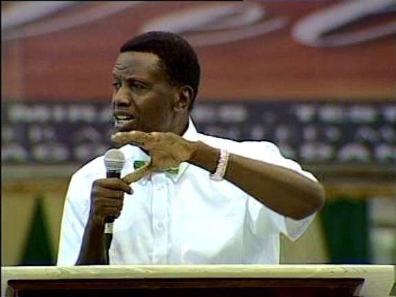Pastor E.A. Adeboye Speaks On Make-Up
