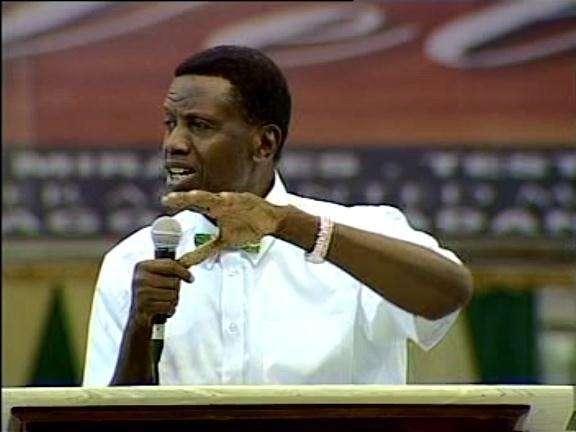Pastor E.A. Adeboye Speaks On Make-Up