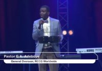 Festival of Life EUROCON 2017 – The Most High