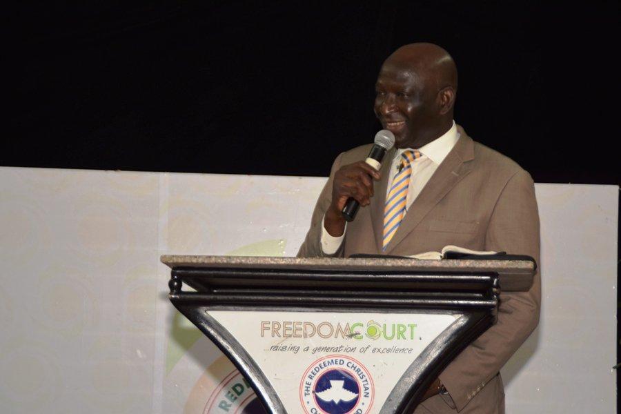 Pastor Olu Obanure