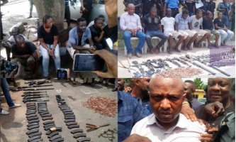 We prayed and God Answered – Notorious kidnapper, Evans was caught