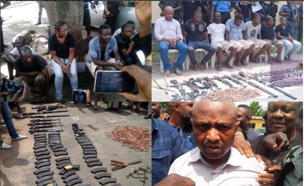 We prayed and God Answered - Notorious kidnapper, Evans was caught