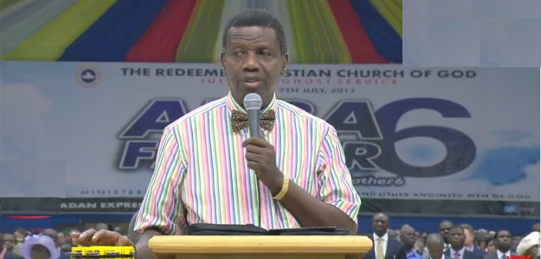 RCCG July 2017 Holy Ghost Service, Abba Father 6  - MP3 & Video