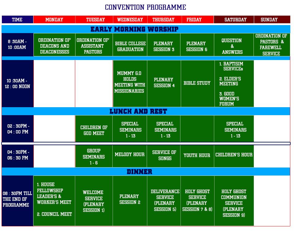 Programme-schedules-2017