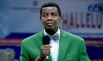 Day 5 Evening Session RCCG Annual Convention 2017