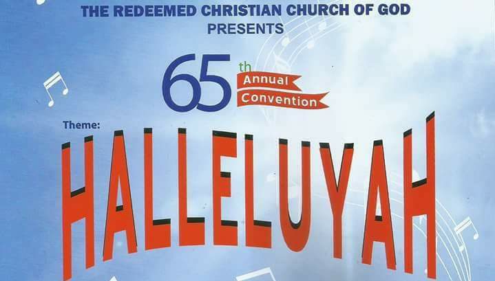 Day 3 Morning Session - RCCG Annual Convention 2017 – Halleluyah