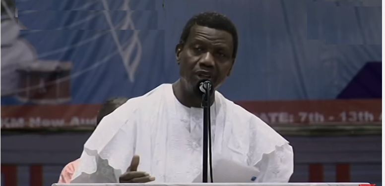 Service of Songs - 2017 Ewi Rendition by Pastor E.A Adeboye