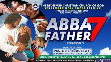 Abba Father 7