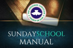 Rccg Sunday School Manual
