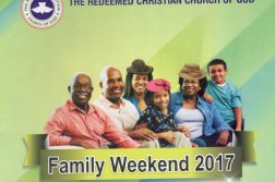 RCCG Family Weekend 2017