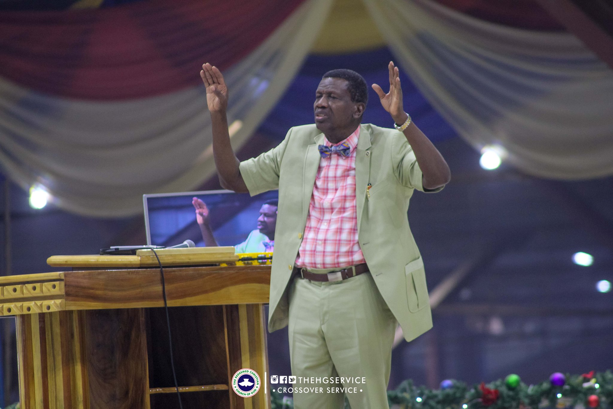 Prophecies for 2018 by Pastor E.A Adeboye