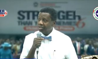 RCCG June 2018 Holy Ghost Service – Stronger Than Your Enemies 6