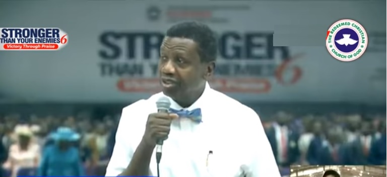 RCCG June 2018 Holy Ghost Service - Stronger Than Your Enemies 6